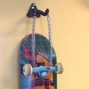Skateboard Stativ